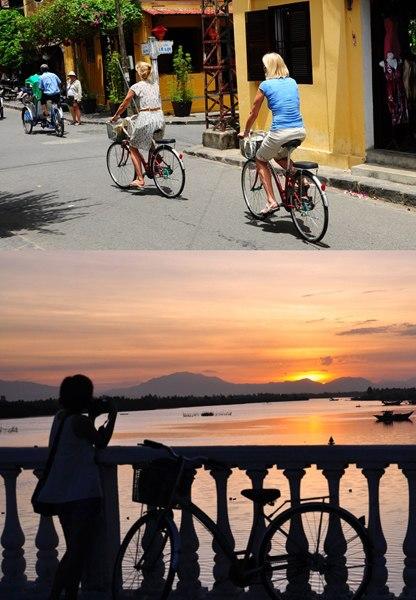 5 Beautiful Cities for Bikers in Vietnam - Hoi An