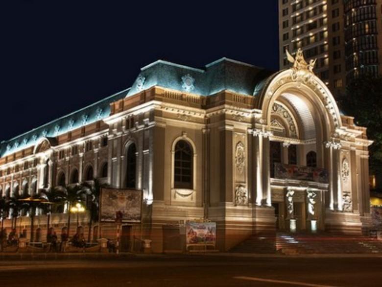 Ho Chi Minh Opera Houses