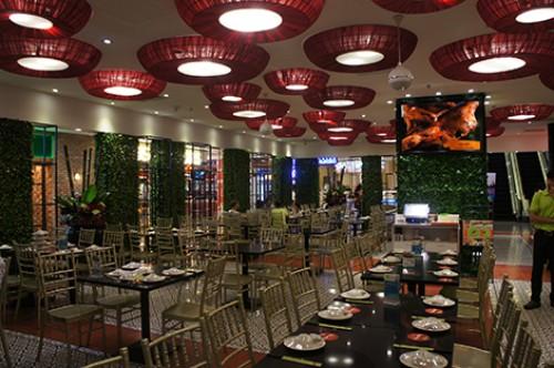 Modern Vietnamese Restaurant Con Ga Trong 1