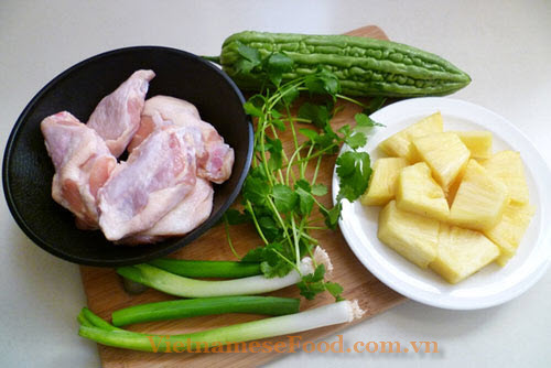 chicken-soup-with-pineapple-and-bitter-melon-recipe