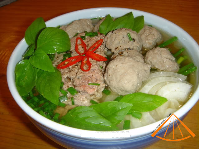 Vietnamese Pho – Vietnamese Noodle Soup