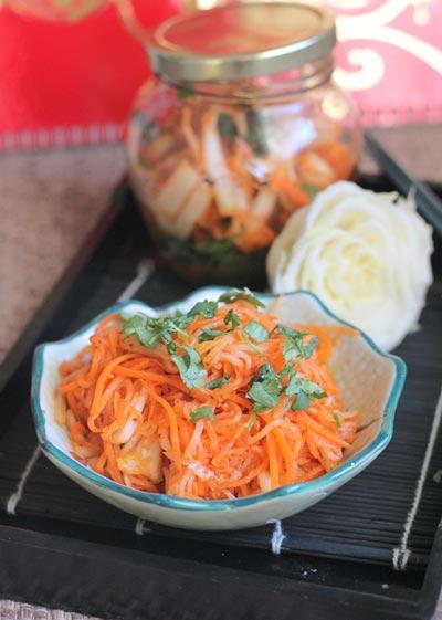 White Radish Kimchi Recipe (Kim Chi Củ Cải)